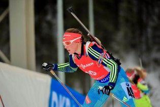 Збірна України з біатлону назвала склади для спринтерських гонок в Остерсунді