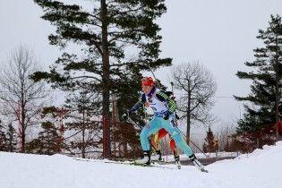 Дві українки фінішували в двадцятці гонки переслідування етапа Кубка світу з біатлону