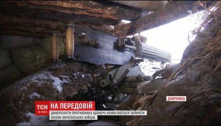 Окопная война: как украинские бойцы воюют в полях