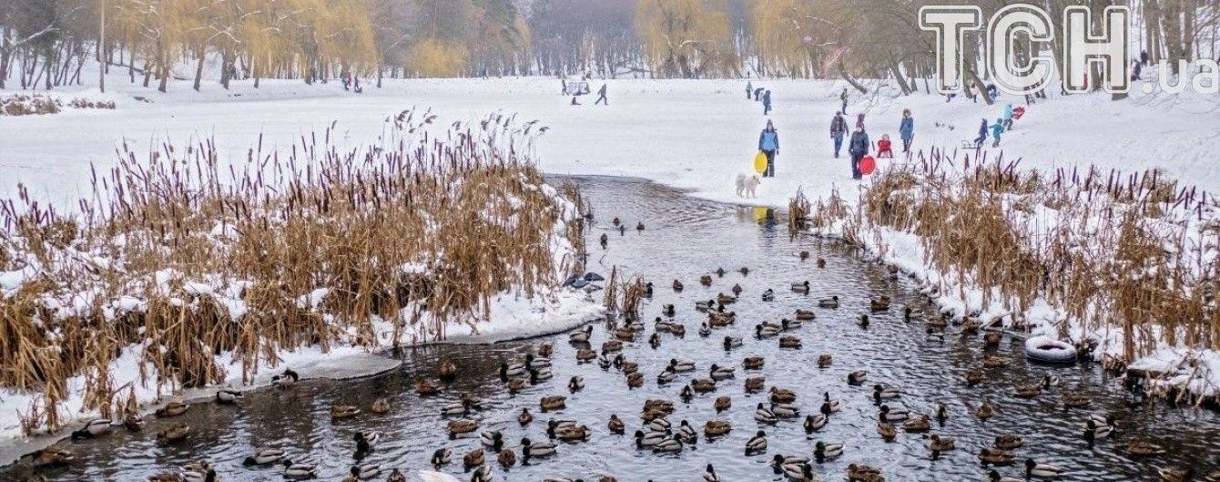 В Україні послабляться сильні морози. Прогноз погоди на 20 грудня