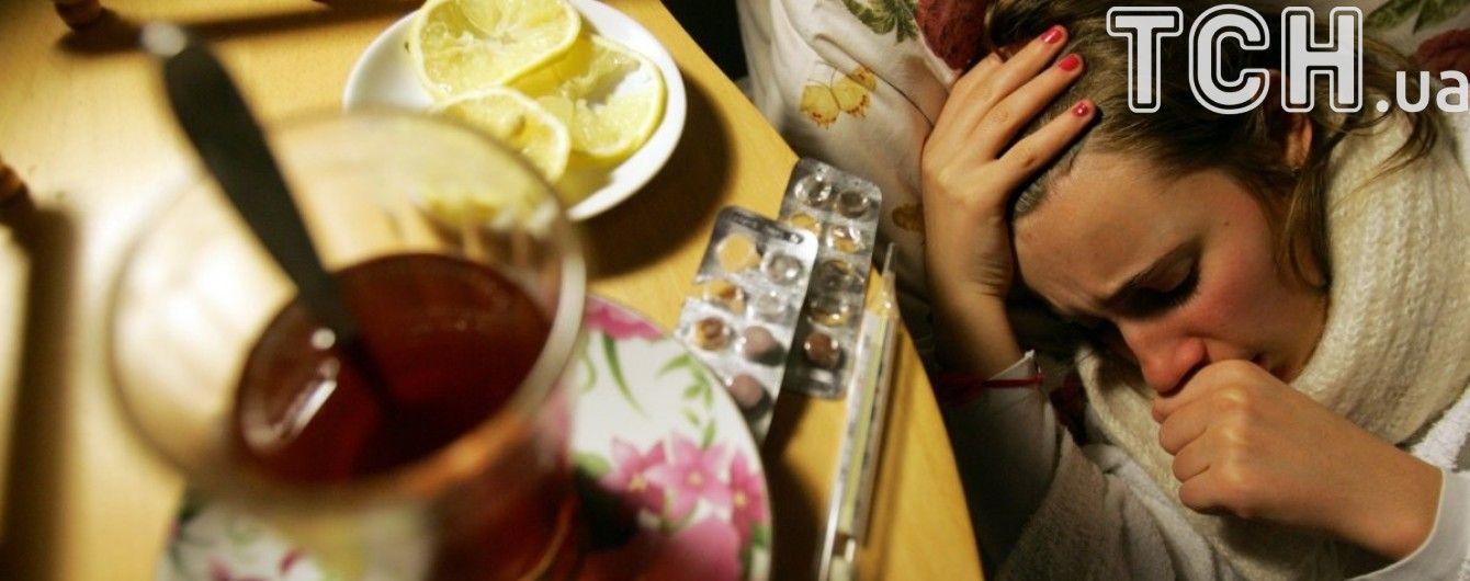 Як розпізнати грип та вберегтися від нього. Інфографіка