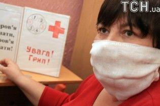 В Киеве растет количество заболевших ОРВИ и гриппом, большинство среди них - дети