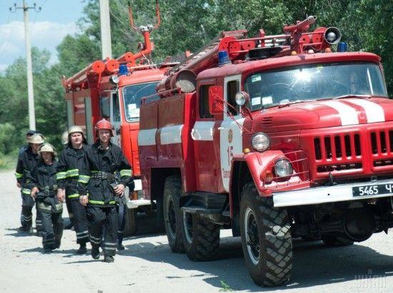 У психлікарні на Вінничині сталася пожежа