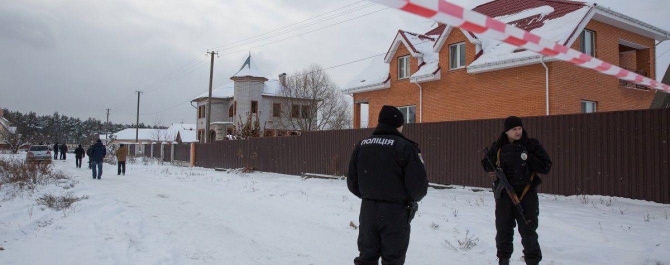 Стрельба в Княжичах: стали известны фамилии подозреваемых экс-руководителей полицейской разведки