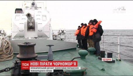 Спецоперація в морі: Україна спробувала повернути незаконно відібрану Росією бурову платформу