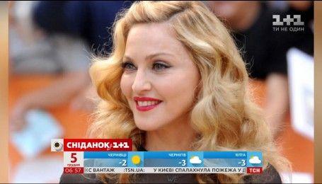 Мадонна запропонувала Шону Пенну одружитися знову