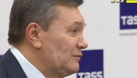 Секретные материалы: зачем Янукович согласился на допрос