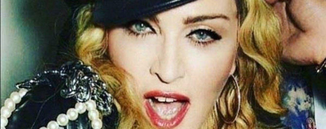 Скандальна Мадонна запропонувала екс-чоловіку одружитися із нею за 150 тисяч доларів