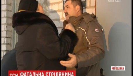 Последствия стрельбы в Княжичах под Киевом