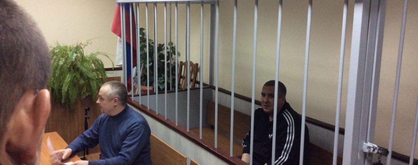 """Окупаційний суд подовжив арешт """"кримським диверсантам"""" Панову і Захтею"""