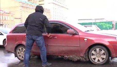 Стоп-хам на киевских дорогах