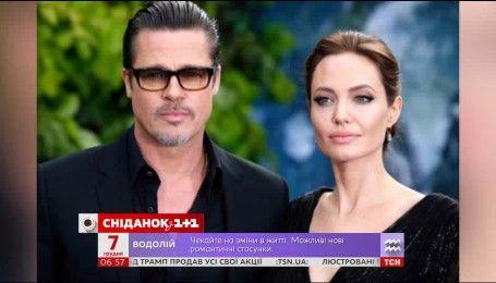 Анджелина Джоли и Брэд Питт пришли к согласию относительно опеки над детьми