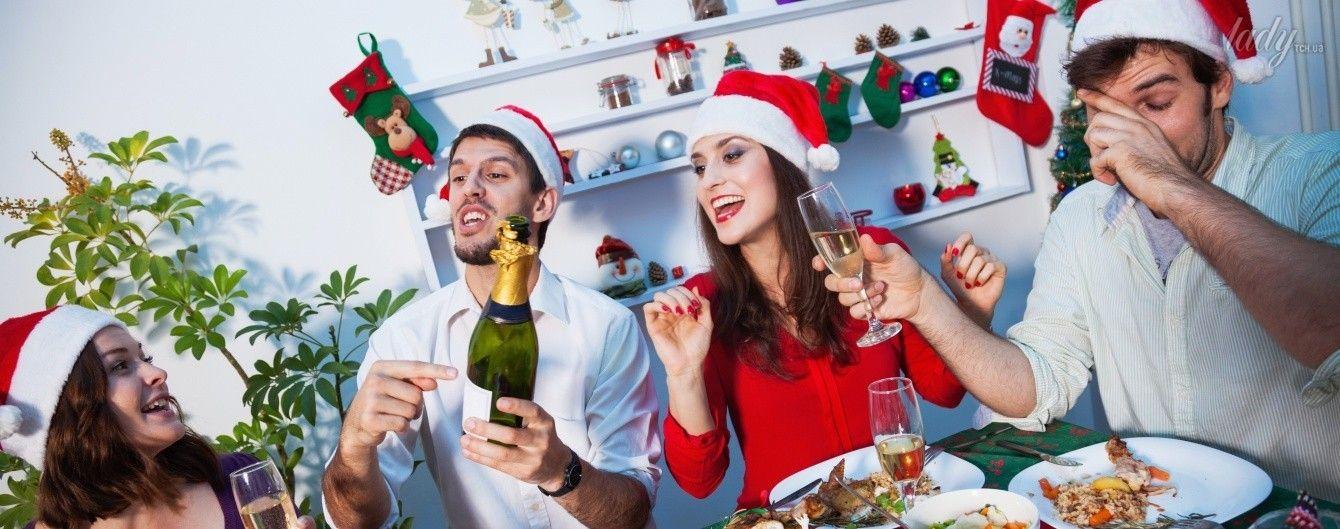 Топ-5 вредных блюд новогоднего стола: чем их заменить и как уменьшить нагрузку на организм