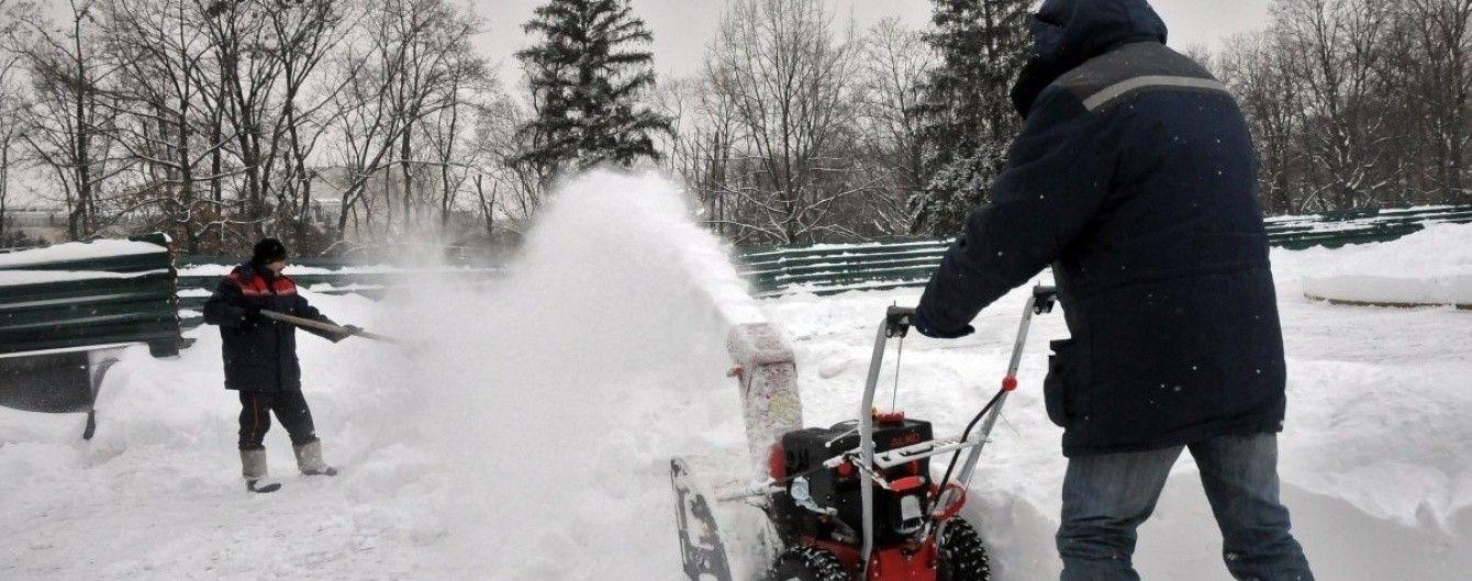 З наступного тижня українцям обіцяють сніг і 11-градусні морози