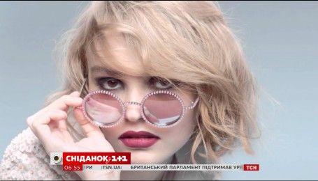Донька Джонні Деппа приміряла на себе роль манекенниці