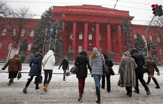 Київський університет імені Шевченка скасував стаціонарні заняття до весни - ЗМІ