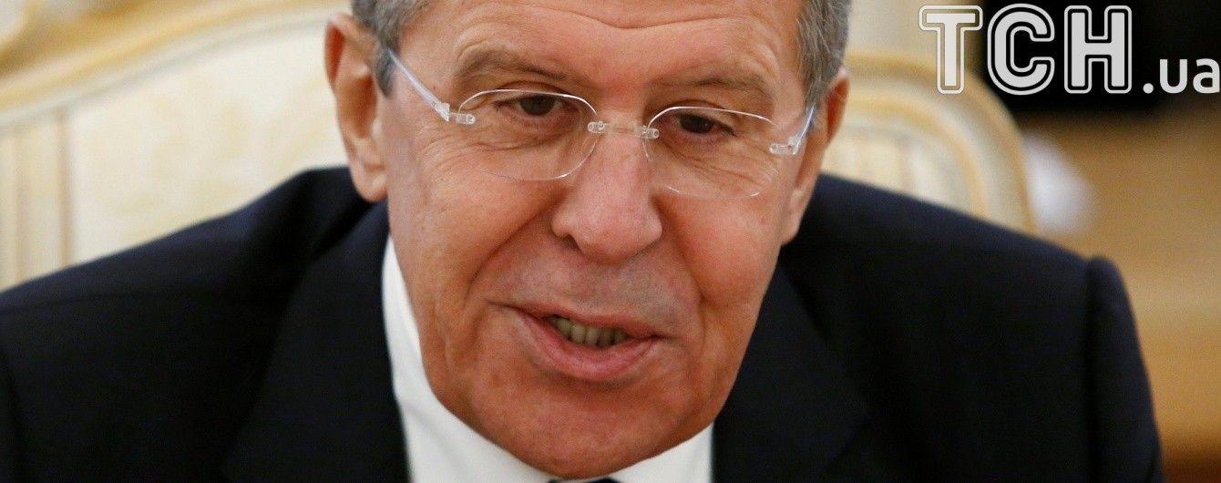"""Лавров прокоментував обрання кандидатури """"друга Путіна"""" на пост держсекретаря США"""