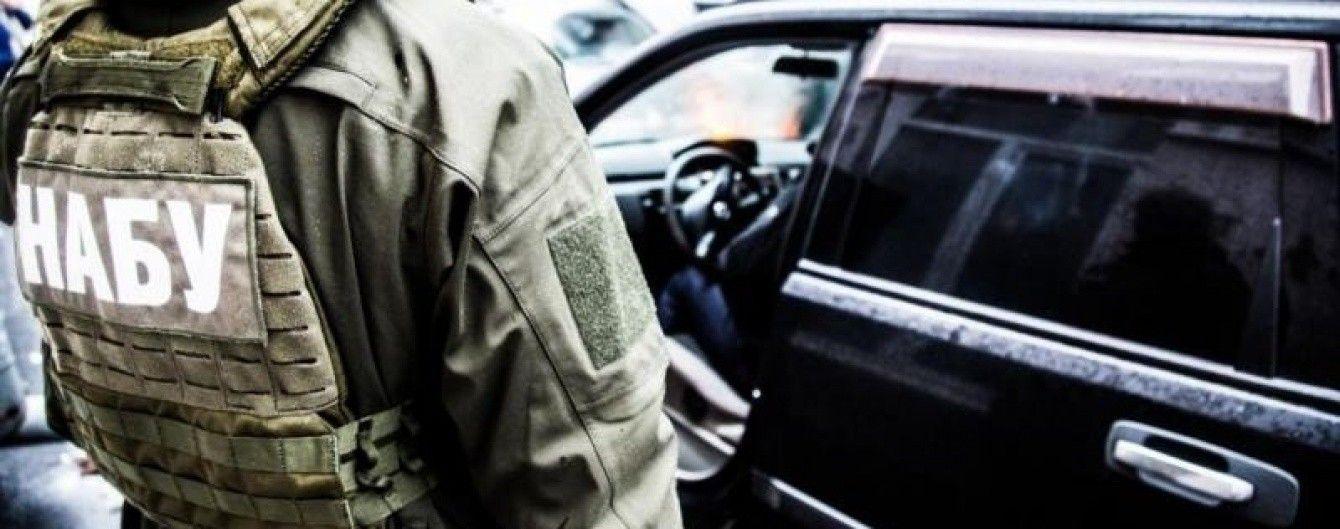 Детективы НАБУ пришли с обысками в Тернопольский горсовет