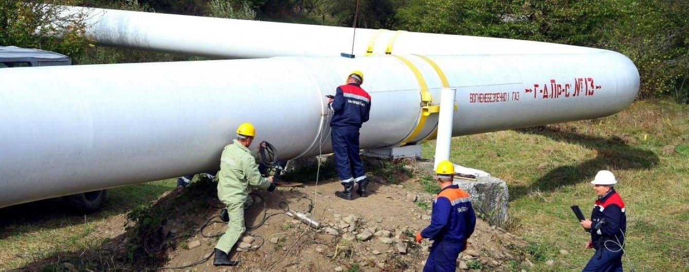 """""""Газпром"""" постійно тримає занижений тиск у газопроводі – """"Нафтогаз"""""""