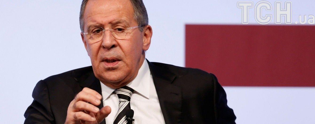 У Росії готові до консультацій з Україною щодо транзиту газу - Лавров