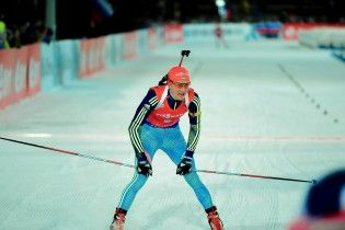 Українські біатлоністи невдало стартували в Поклюці. Результати спринтів