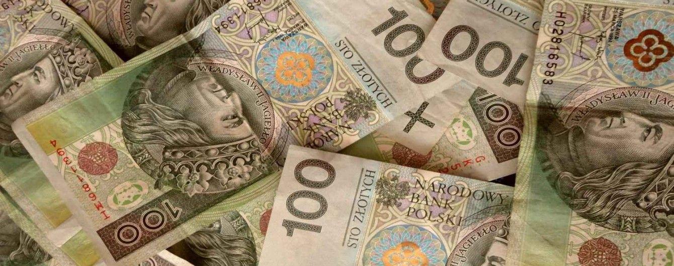 Средняя зарплата в Польше в четыре раза превысила показатель в Украине