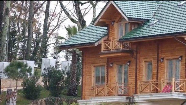 У ЗМІ з'явилися фото ймовірного маєтку Януковича в Сочі