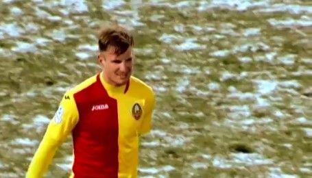 """Защитник """"Зирки"""" стал автором самого красивого гола 17-го тура"""