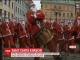 У Ризі відбувся щорічний забіг Санта Клаусів