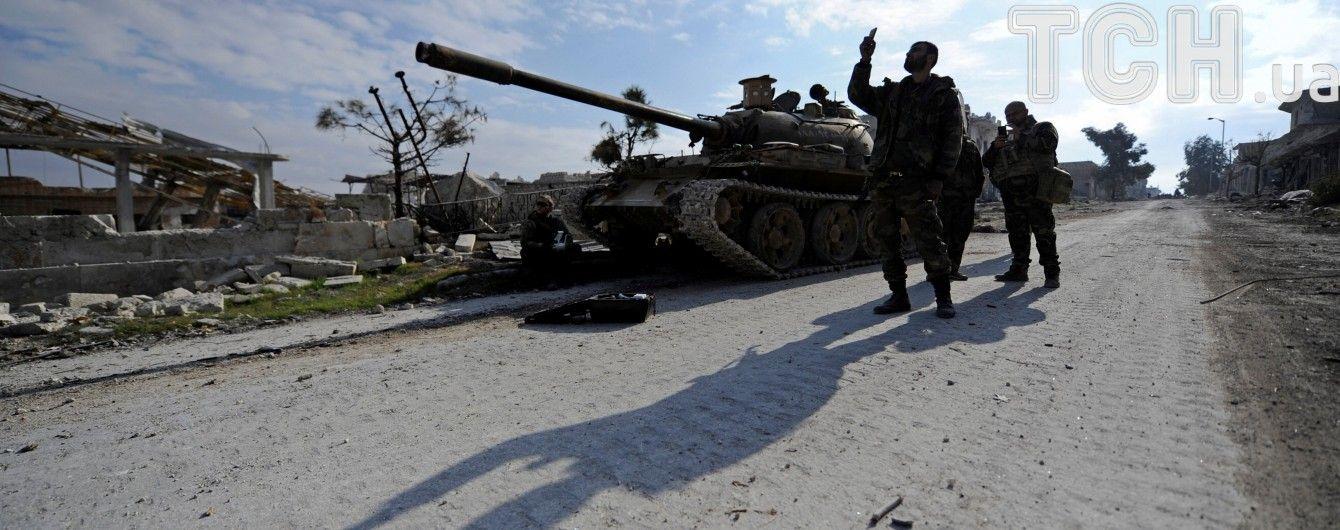 Коротко про складне. П'ять інфографік, які допоможуть зрозуміти все про війну у Сирії