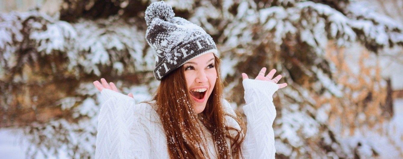 5 причин носить шапку в холода