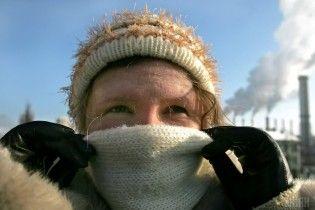 З вівторка в Україні значно похолоднішає