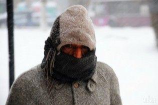На Харківщині від обмороження помер пенсіонер