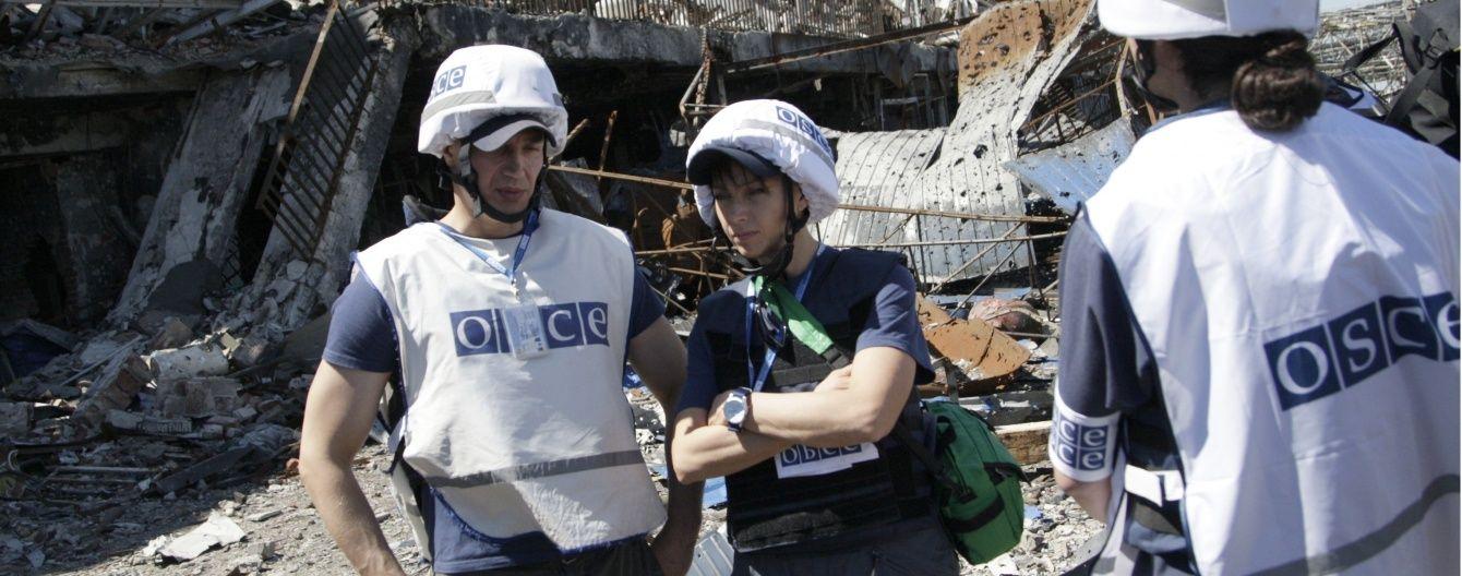ОБСЕ готова открыть новые патрульные базы на Донбассе, когда боевики предоставят гарантии безопасности