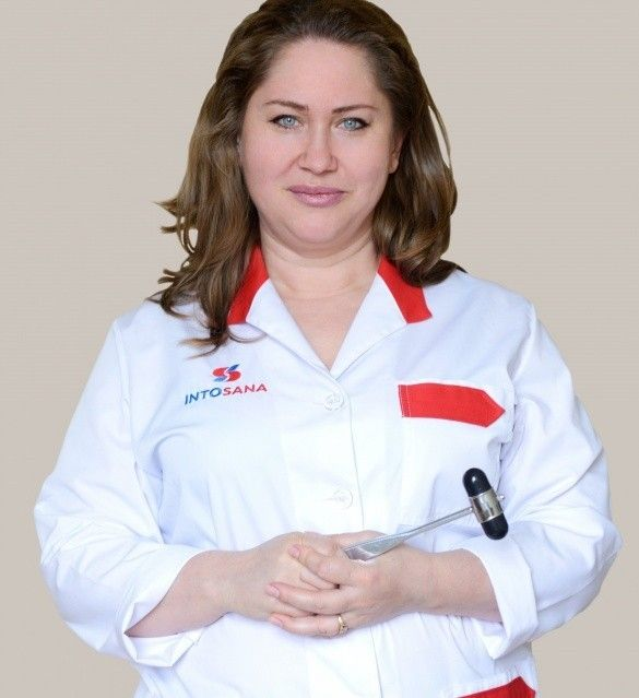 Врач-невропатолог клиники Into-Sana Попова Марианна Валерьевна