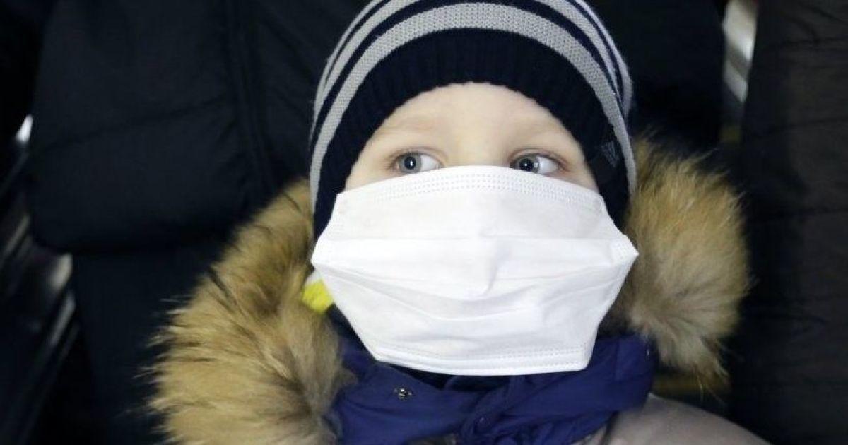 У Києві зростає кількість хворих на грип та ГРВІ (4.14 22) fb27754fd8484