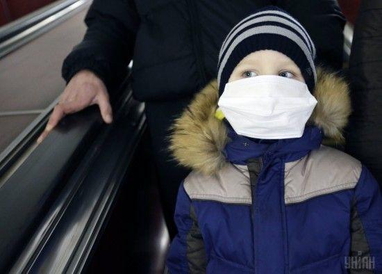 В Україні щотижня хворіють на ГРВІ понад 190 тисяч людей