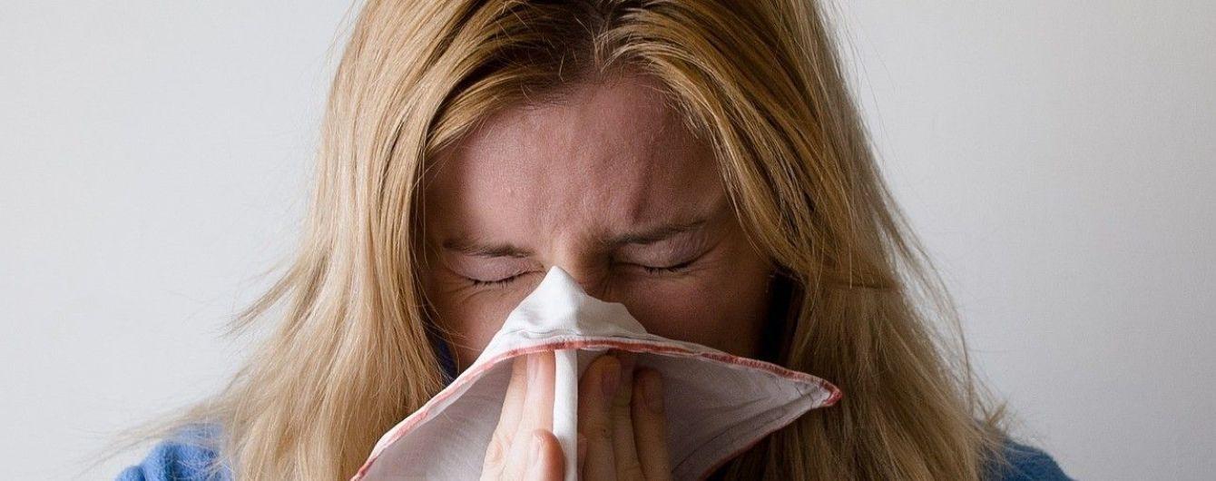 МОЗ: в Україні 156 тисяч хворих на грип, але до епідемії ще далеко