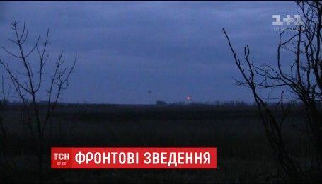 Оккупанты в Донбассе ударили по жилым кварталам Крымского