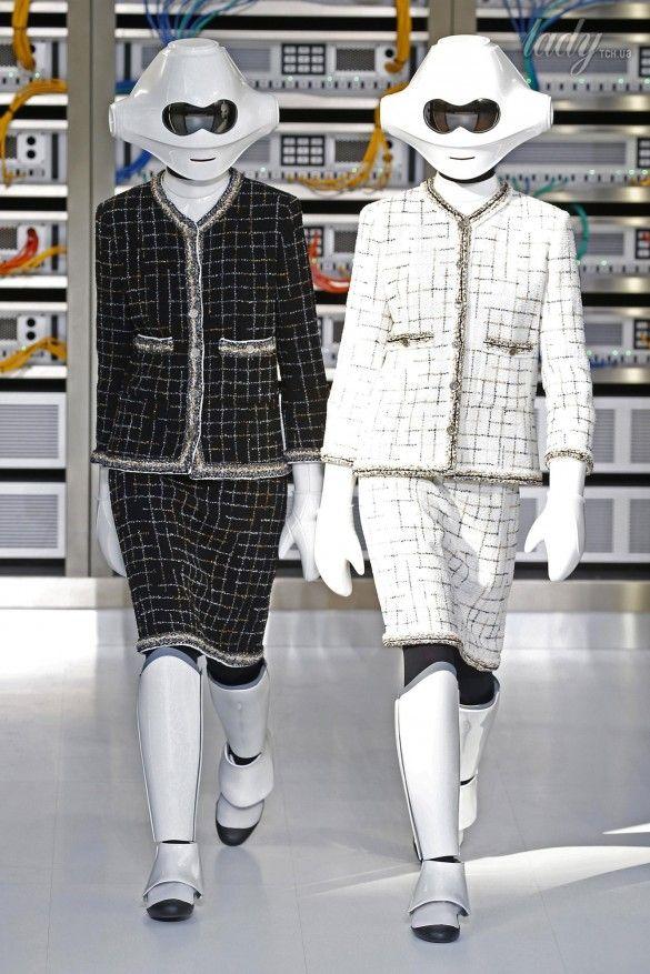 Коллекция Chanel прет-а-порте сезона весна-лето 2017_1