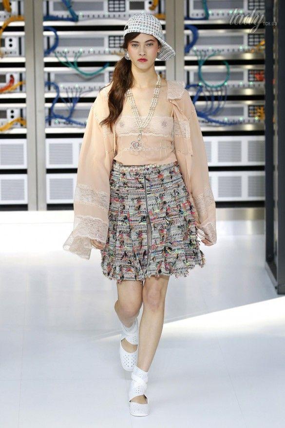 Коллекция Chanel прет-а-порте сезона весна-лето 2017_10