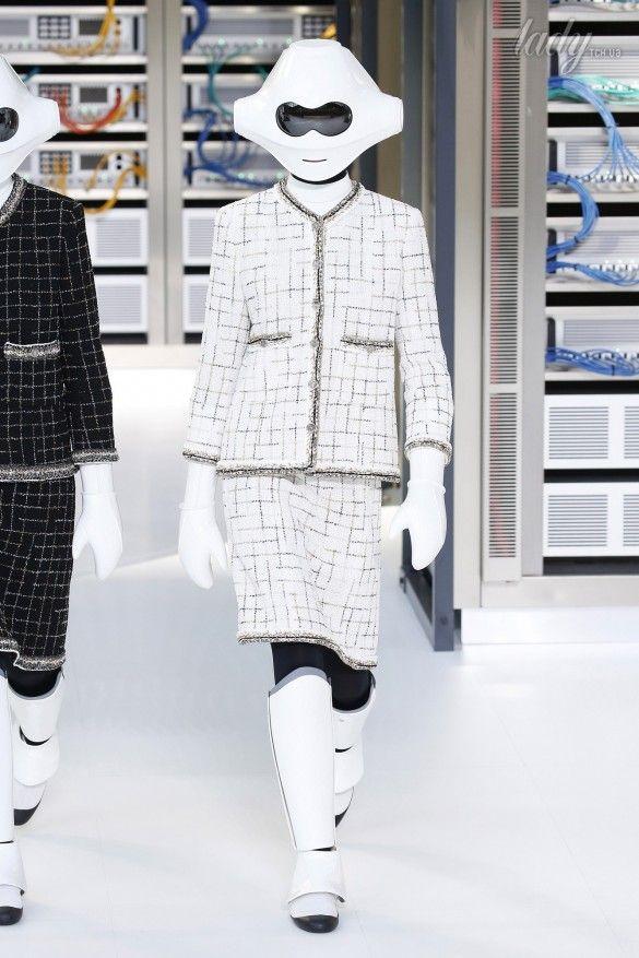 Коллекция Chanel прет-а-порте сезона весна-лето 2017_3