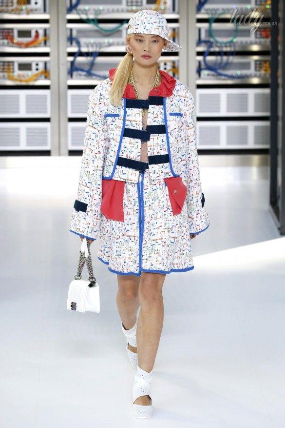 Коллекция Chanel прет-а-порте сезона весна-лето 2017_9