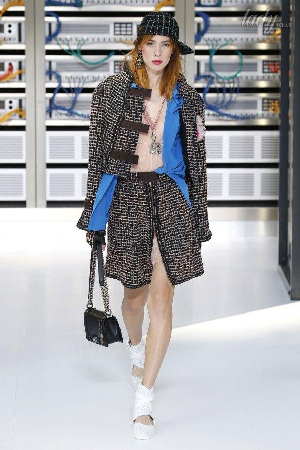 Коллекция Chanel прет-а-порте сезона весна-лето 2017_6