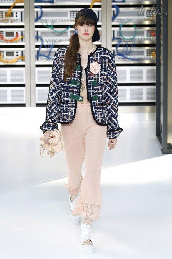 Коллекция Chanel прет-а-порте сезона весна-лето 2017_23