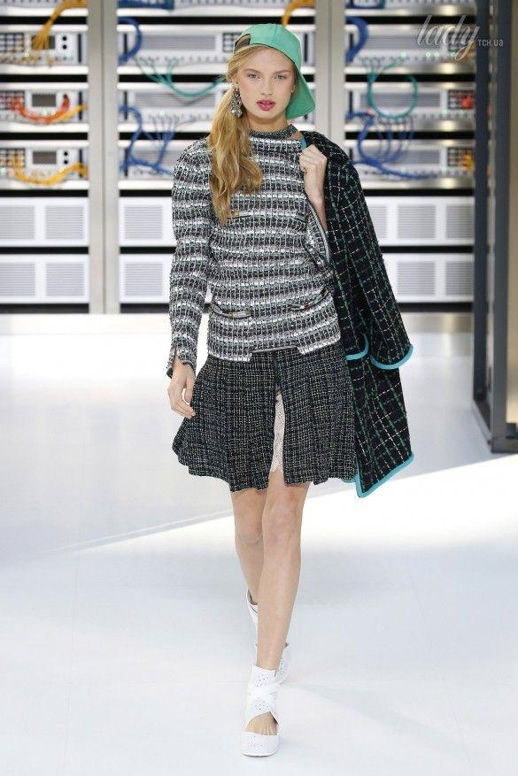 Коллекция Chanel прет-а-порте сезона весна-лето 2017_26