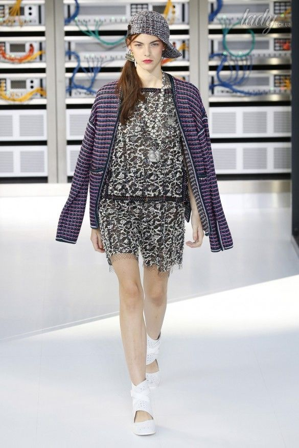 Коллекция Chanel прет-а-порте сезона весна-лето 2017_30