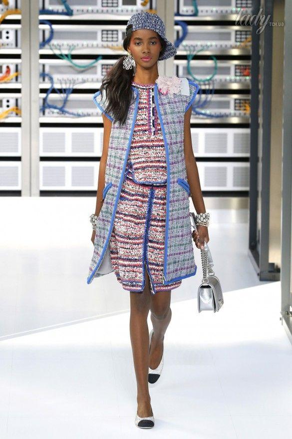 Коллекция Chanel прет-а-порте сезона весна-лето 2017_34