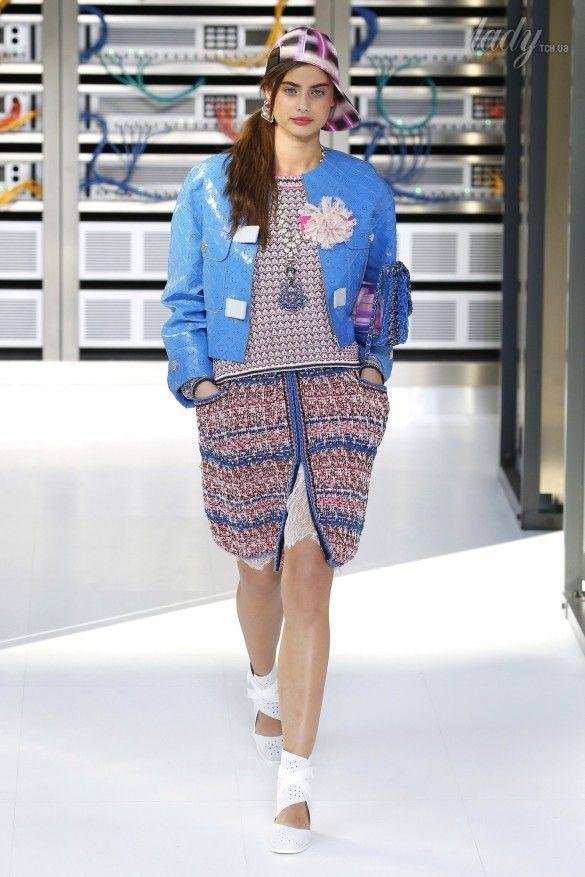 Коллекция Chanel прет-а-порте сезона весна-лето 2017_36