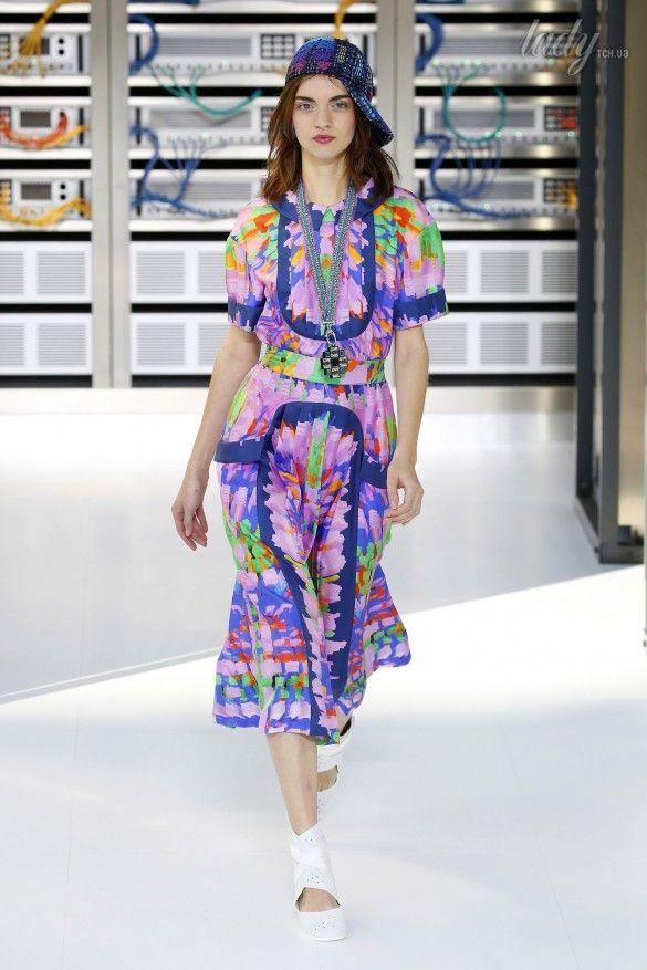Коллекция Chanel прет-а-порте сезона весна-лето 2017_40